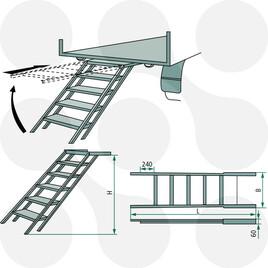 treppe. Black Bedroom Furniture Sets. Home Design Ideas